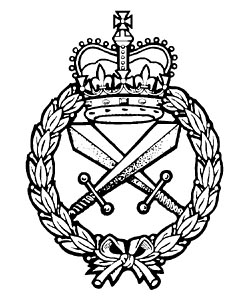 The Corps Badge