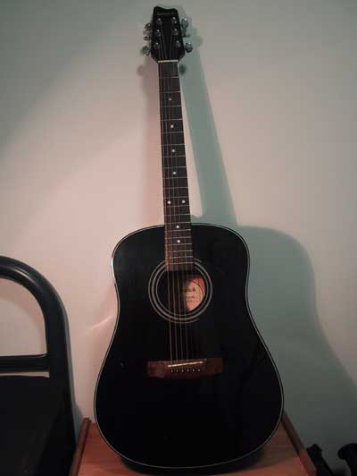 Electric Acoustic Guitar Clearance Sale