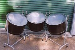 Thumbnail: three steelpans