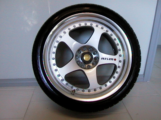 """Rays Nismo 18"""" Rims & Tyres - For Sale (Private Car Parts ..."""
