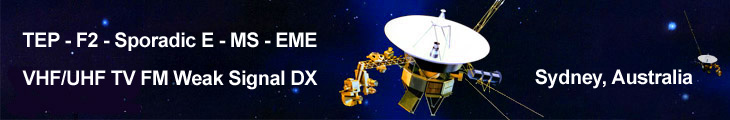 TV DX main banner